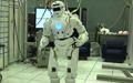 美国宇航局首次展示超级英雄机器人