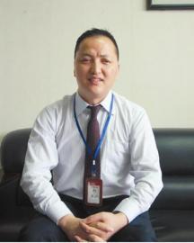 访泰丰集团自贡房产副总经理黄建华