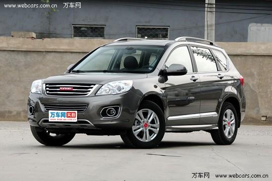 支持国货 4款紧凑型自主品牌SUV推荐