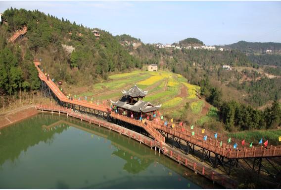 广东:三山森林公园最快明年底动工