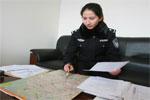 女民警的时间都去哪儿了
