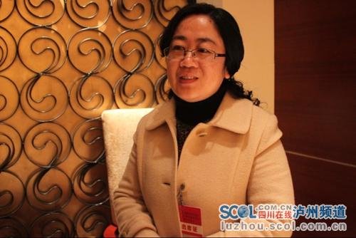 泸州政协委员:重视心理教育 让中小学生更健康
