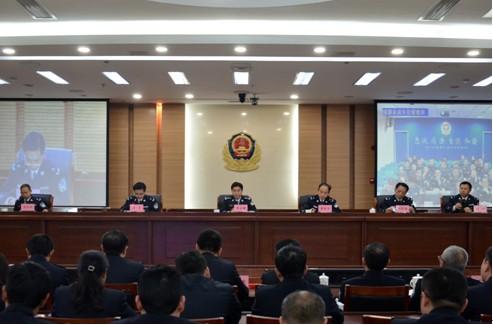 推进四川信息监狱建设 服务监狱公正执法