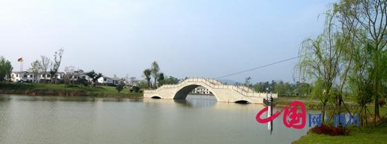 青山湖:四川南充新农村建设的探索之路