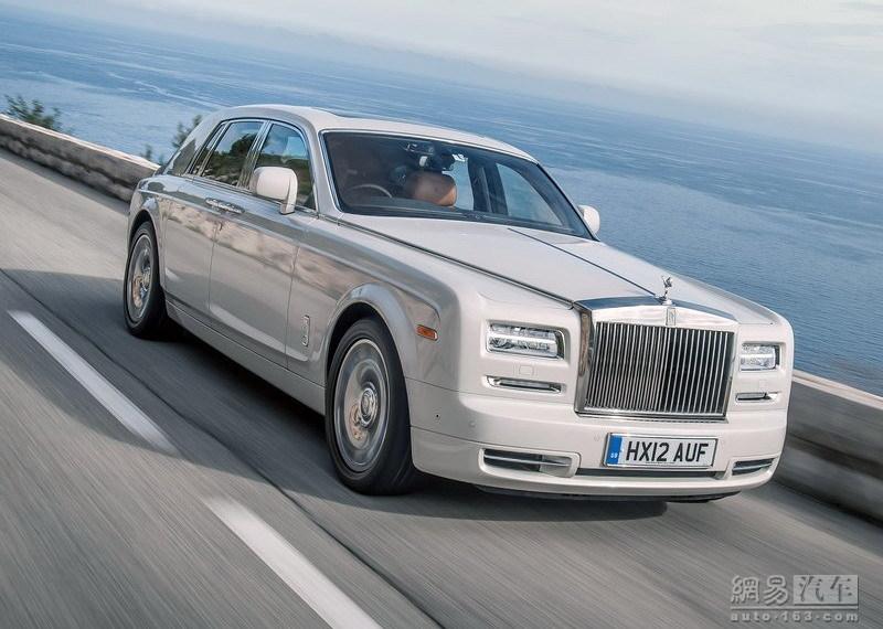 除了英国皇室御用车型劳斯莱斯幻影,撒切尔夫人的其他座驾高清图片