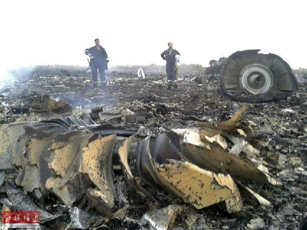 被俄罗斯击落的客机_