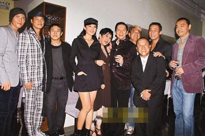 香港演艺圈黑社会内幕:向华强为梅艳芳出头