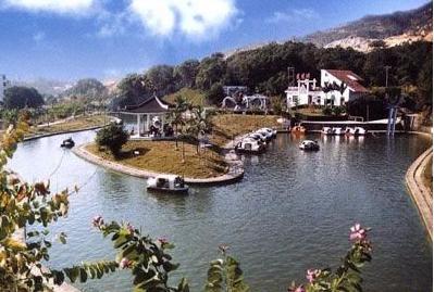 四川瀘州旅游景點:紅龍湖省級森林公園