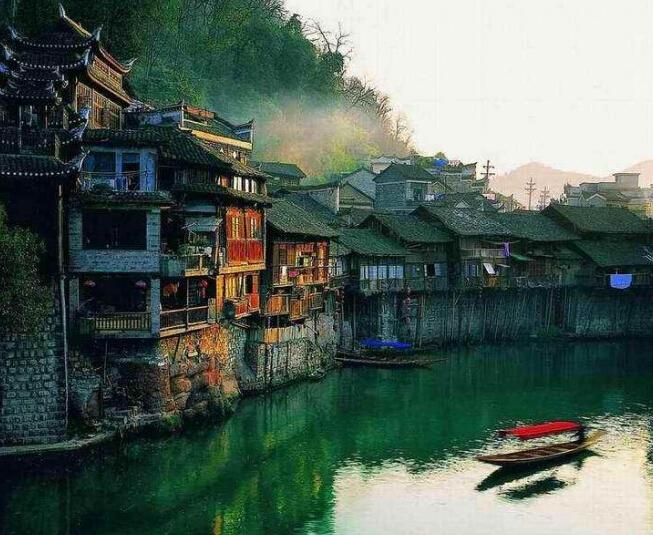 中国最美的15个县