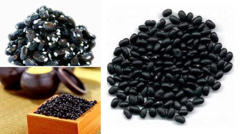 男女吃黑豆各种奇效