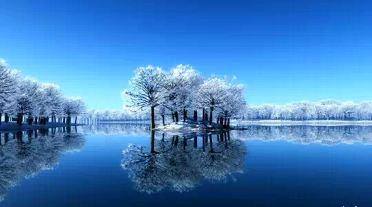 中国12月最美的地方