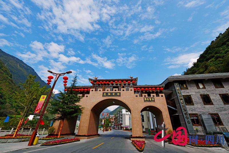 雅安灾后重建——幸福春节