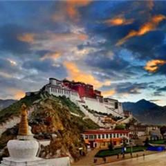 """中国西部最美自驾线路 领略""""第三极""""美景"""
