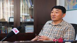 专访四川省林业厅副厅长降初
