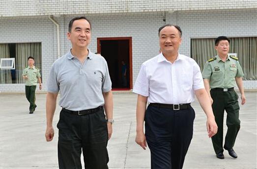 陈伟明:忠实履行职责使命 服务南充经济社会发