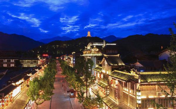 四川最美街景50强出炉