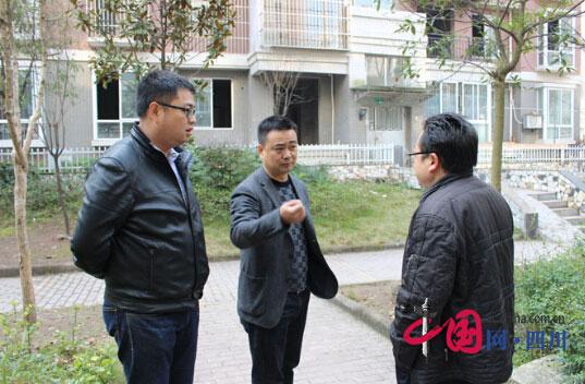 侯涛表示,对检查中发现的问题要加强分析,搜寻原因,增添措施,整改落.