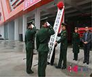 遂宁经济开发区特勤消防站正式挂牌成立