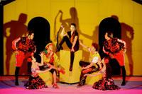 成都即将上演最美音乐剧《莎翁的情书》
