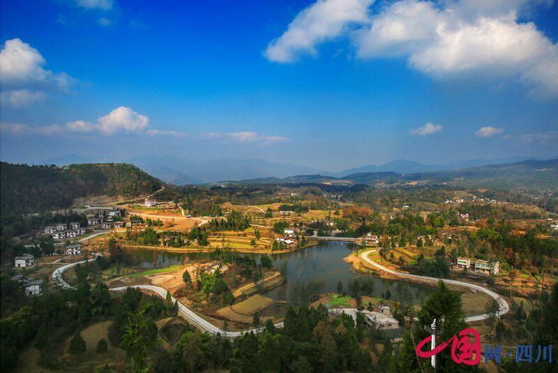通江唱歌石林风景区