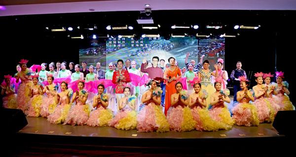 """广元""""蜀道清风""""巡演16场两万余名基层党员受教育"""