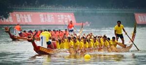 第七届大千龙舟文化节将于6月3日在四川内江举行