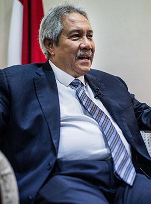 印尼驻华大使:中印尼紧密合作促区域稳定和繁荣