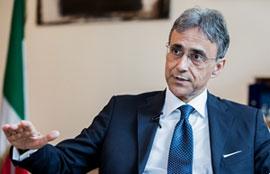 意大利驻华大使谢国谊:期待G20峰会关注就业和增长