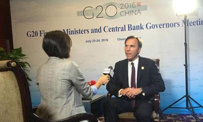 加拿大财长:加拿大与成都渊源悠久 看好成都发展潜力