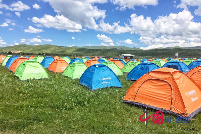藏族帐篷结构图