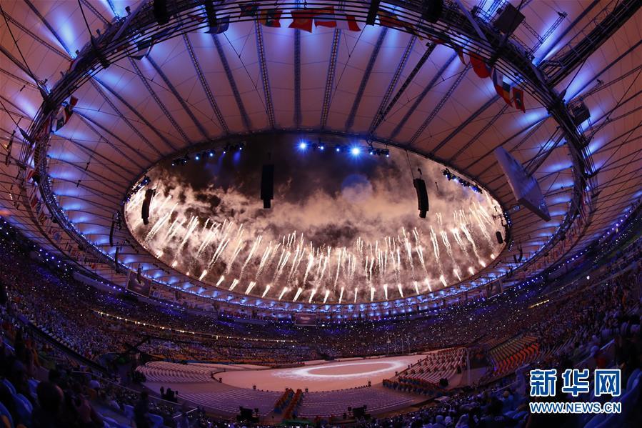 里约奥运会闭幕