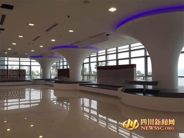 天府菁蓉中心精彩亮相 成都科学城建设初具雏形