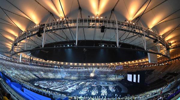 第十五届残奥会闭幕