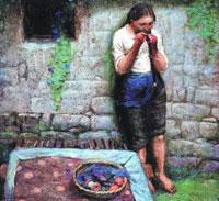 林明哲:收藏四川美术的人