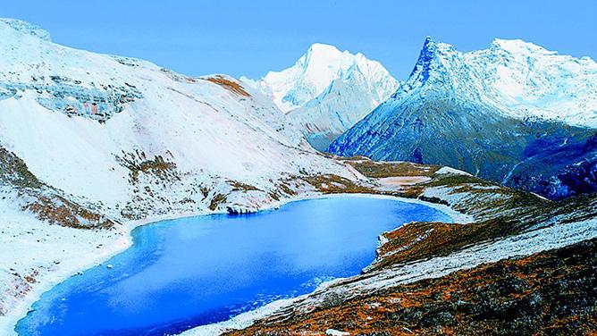 全域旅游盘活世界级资源 四川藏区旅游展示强大后劲