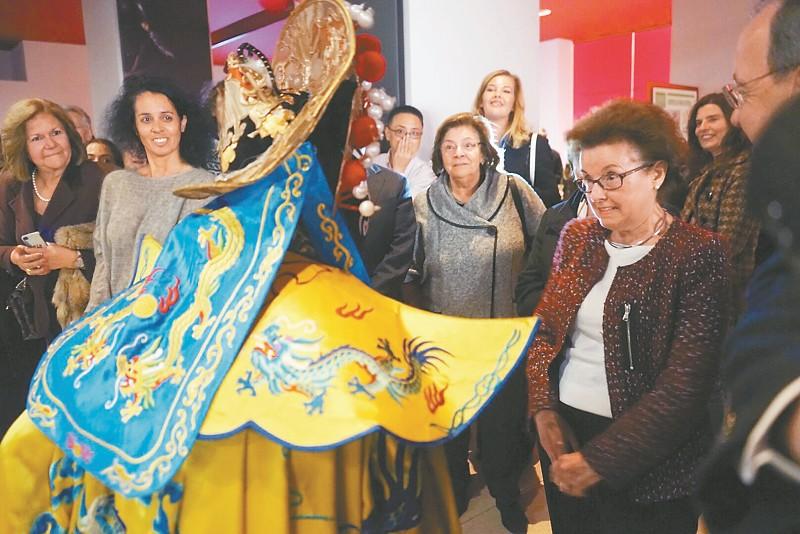 川剧首秀葡萄牙 700张门票提前一月售罄