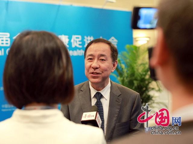 中国疾控中心主任王宇:如何建立健康生活方式是最大挑战,熟女乱p网