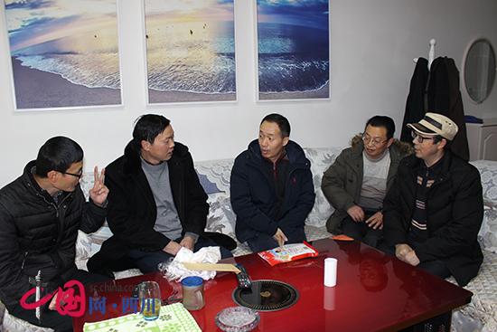 四川省教育厅领导走访慰问甘孜州康定中学贫困