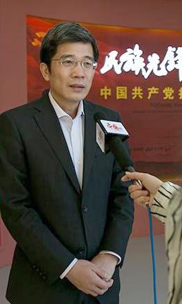 """抗日战争纪念馆馆长李宗远:抗战""""14年说""""还原了历史原貌"""