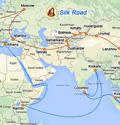 """""""一带一路""""助力中国与中亚五国关系发展"""
