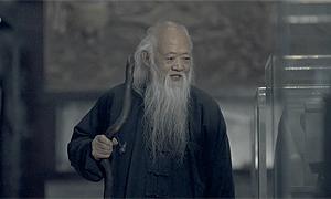 百部看四川:春节老人