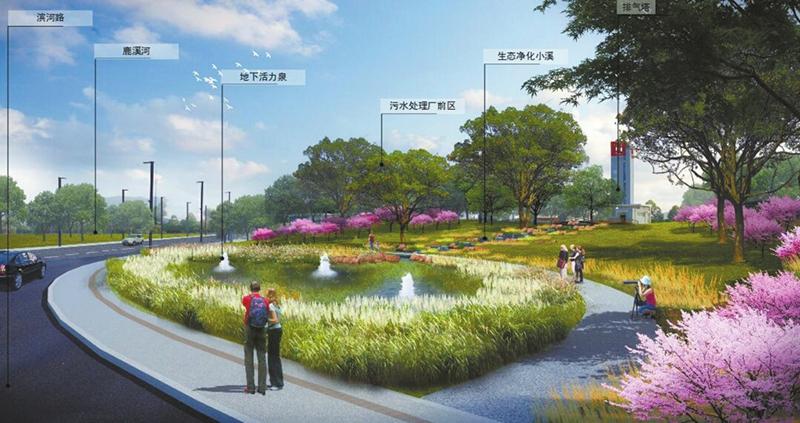 刘成军说,用肉眼来看,这些清水和自来水相比,没有任何区别.