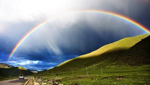 大美西藏风光