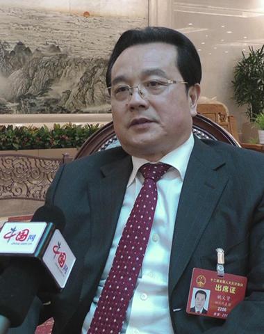 四川食药监管理局局长姚义贤:规范管理 健全立法 让消费者吃得放心