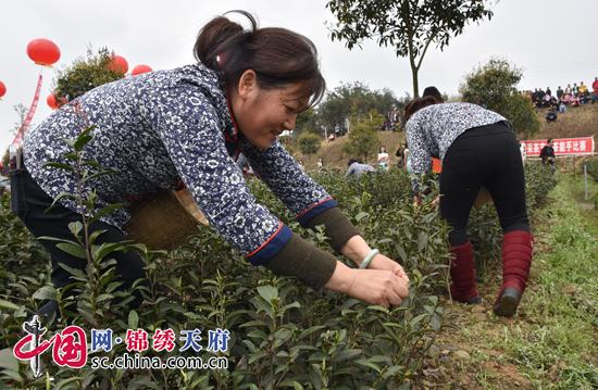 眉山市青神县科技兴农 促进精准扶贫