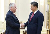 美国务卿访华:对新型大国关系不再闪烁其词