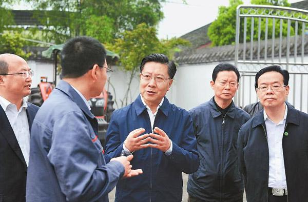 王东明赴广元巴中达州广安调研