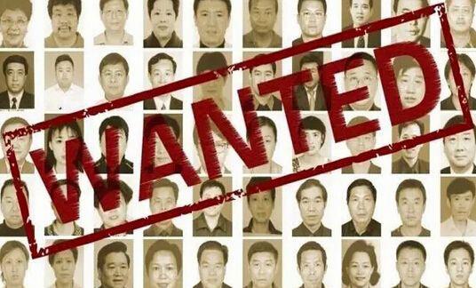 中国反腐决心不减 海外追逃再升级