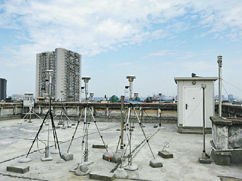 成都今年内将建成全省首个大气科研综合实验室