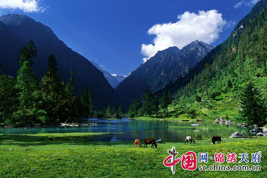 四川5a风景图片